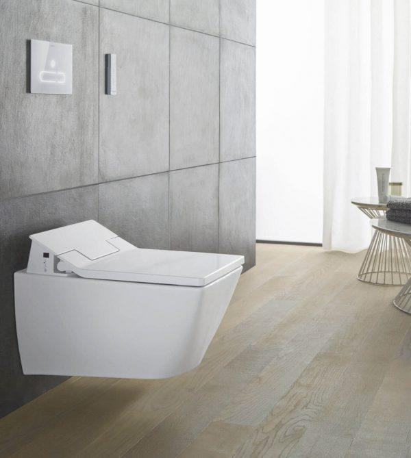 Washlet dusch wc